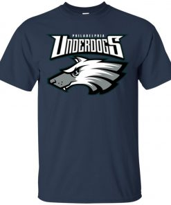 Philadelphia Eagles Underdogs 2 Classic T-Shirt