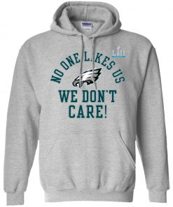 Philadelphia Eagles Super Bowl LII Champions No One Likes Us Hoodie amazon best seller