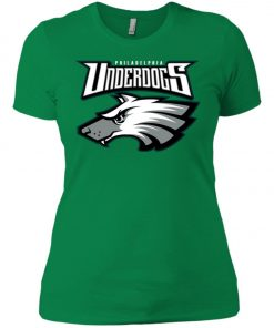 Philadelphia Eagles Underdogs 2 Women's T-Shirt