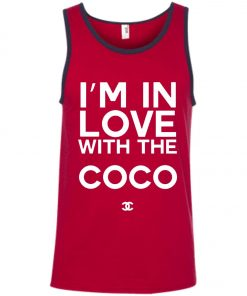 Chanel Coco Im In Love With The Coco Tank Top