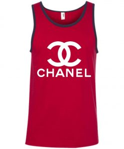 Chanel Logo Tank Top