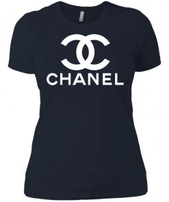 Chanel Logo Women's T-Shirt