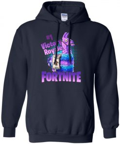 Fortnite Victory Royale Lucky Llama Hoodie