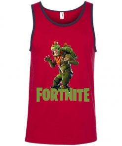 Rex Fortnite Tank Top