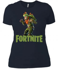 Rex Fortnite Women's T-Shirt