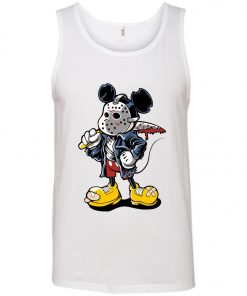 Walt Disney Mickey Friday The 13th Tank Top