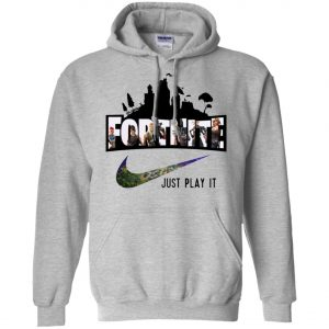 Nike Fortnite Just Play It Hoodie amazon best seller