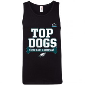 Philadelphia Eagles Top Dogs Super Bowl Champions Tank Top amazon best seller