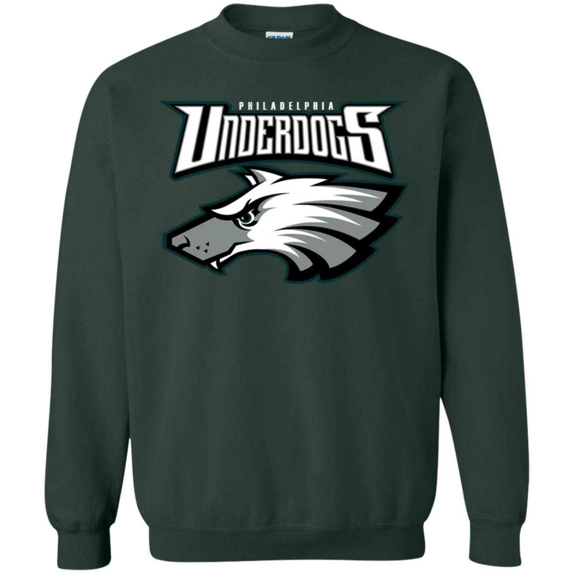 sale retailer b12d8 213ae Philadelphia Eagles Underdogs 2 Sweatshirt