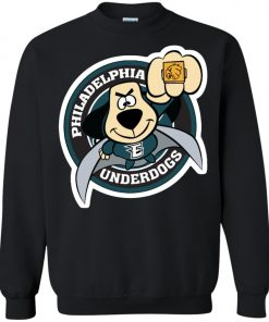 Philadelphia Underdogs Rings Sweatshirt