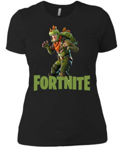 Rex Fortnite Women's T-Shirt amazon best seller