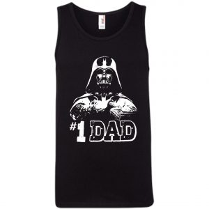 Rogue One Darth Vader #1 Dad Tank Top amazon best seller