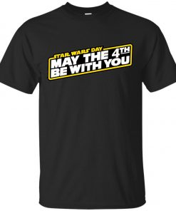 Star Wars Day May The 4th Be With You Classic T-Shirt amazon best seller