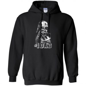 Starwar One Darth Vader #1 Dad Hoodie amazon best seller