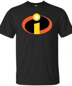 The Incredibles Logo Classic T-Shirt amazon best seller
