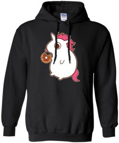 Unicorn Doughnut Treats and Sweets Hoodie amazon best seller