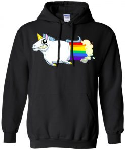 Unicorn Farts Rainbowl Hoodie amazon best seller
