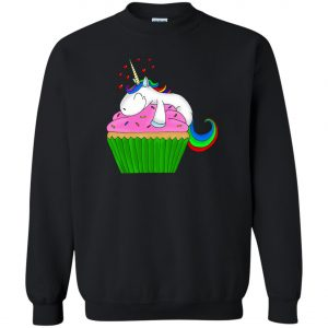 Unicorn's Cupcake Sweatshirt amazon best seller