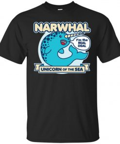 Uploaded ToNarwhal Unicorn Of The Sea Classic T-Shirt amazon best seller