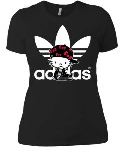 Adidas Hello Kitty Women's T-Shirt amazon best seller
