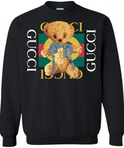 42dc0bd4e45 The product is already in the wishlist! Browse Wishlist · Gucci Teddy Bear  Replica Sweatshirt