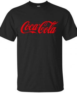 d464b0ee The product is already in the wishlist! Browse Wishlist · Coca Cola Logo  Classic T-Shirt ...