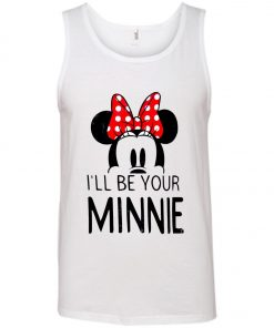 Mickey I Will Be Your Minnie Tank Top