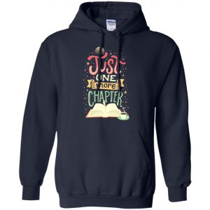 Just One More Chapter Hoodie amazon best seller