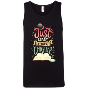 Just One More Chapter Tank Top
