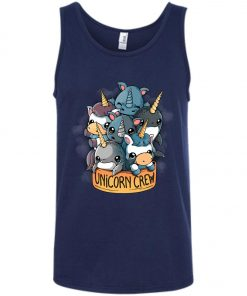 Unicorn Crew Tank Top