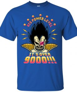 Vegeta Its Over 9000 Classic T-Shirt