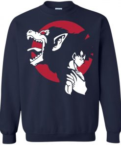 Goku King Kong Sweatshirt