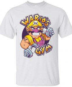 Super Mario Gym Classic T-Shirt