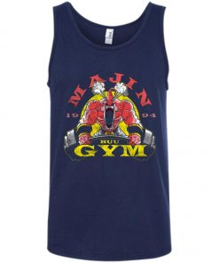 DBZ Gym Majin Buu Tank Top