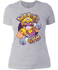 Super Mario Gym Women's T-Shirt