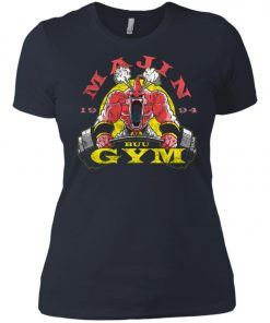 DBZ Gym Majin Buu Women's T-Shirt