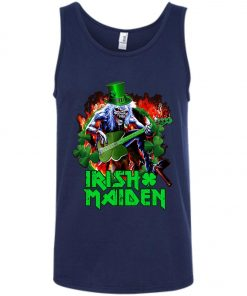 Iron Maiden Irish Tank Top Amazon Best Seller