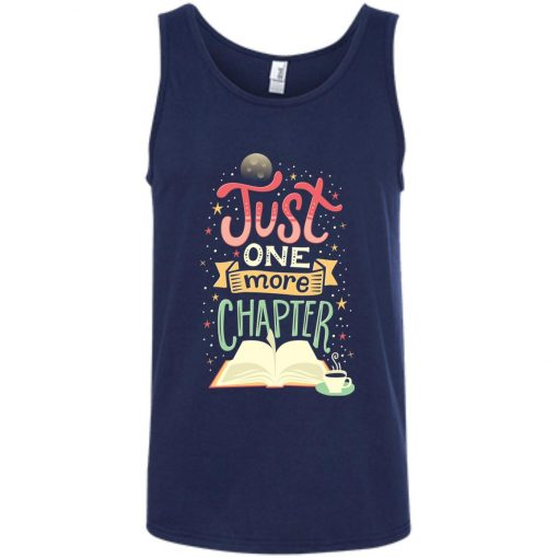 Just One More Chapter Tank Top amazon best seller