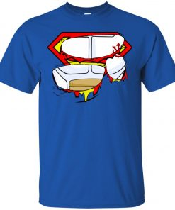 Vegeta Stronger Than Superman Classic T-Shirt amazon best seller