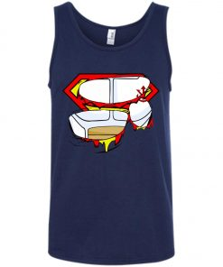 Vegeta Stronger Than Superman Tank Top amazon best seller