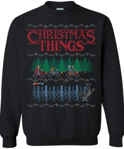 Stranger Christmas Things Ugly Christmas Sweater Amazon Best Seller