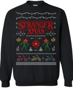 Stranger XMAS Ugly Christmas Sweater Amazon Best Seller