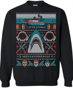 We're Gonna Need A Bigger Bow Ugly Christmas Sweater Amazon Best Seller