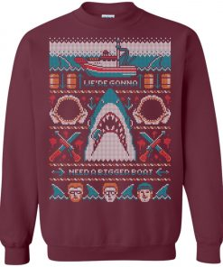 We're Gonna Need A Bigger Bow Ugly Christmas Sweater
