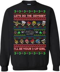 Super Mario Ugly Christmas Sweater Amazon Best Seller