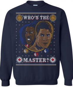 Shonuff Ugly Christmas Sweater