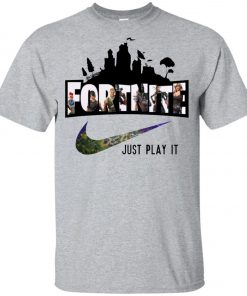 Nike Fortnite Just Play It Youth T-Shirt Amazon Best Seller