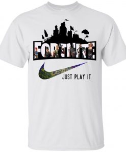 Nike Fortnite Just Play It Youth T-Shirt