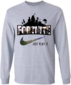 Nike Fortnite Just Play It Youth Sweatshirt Amazon Best Seller