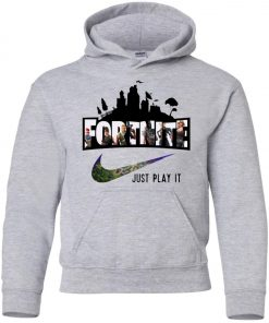 Nike Fortnite Just Play It Youth Hoodie Amazon Best Seller